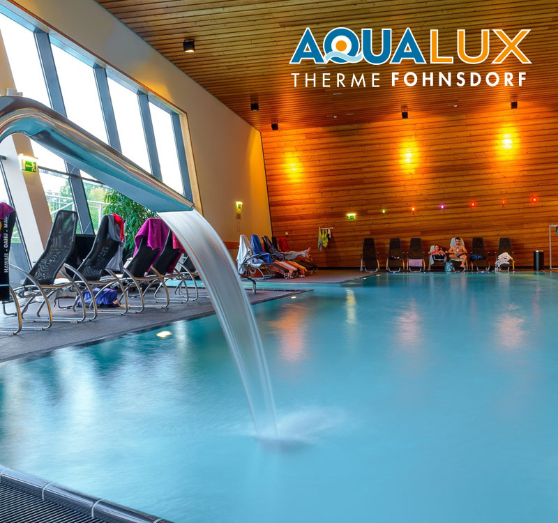 Aqualux Therme, Fohnsdorf