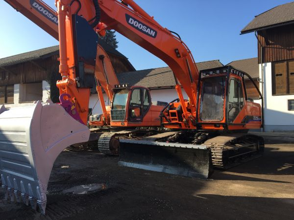 Doosan DX225LC 5 22 to