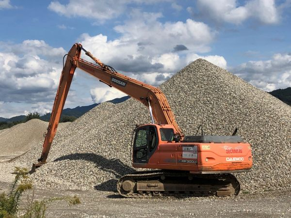 Doosan DX300 LC 30 to