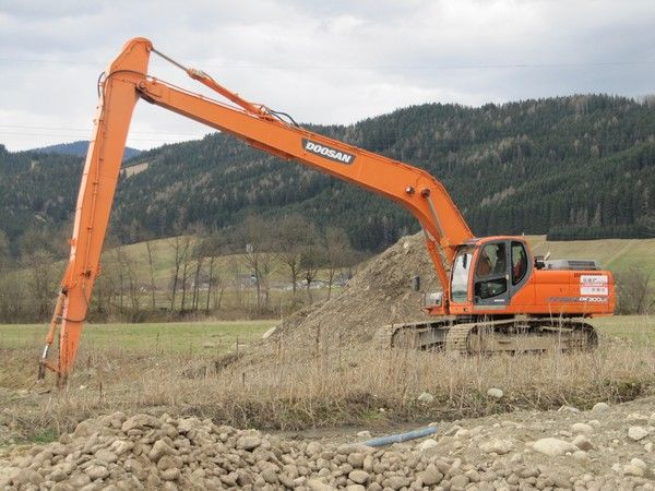 Doosan DX300 LS 30 to